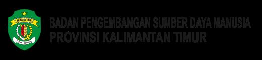 Badan Pengembangan Sumber Daya Manusia Provinsi Kalimantan Timur