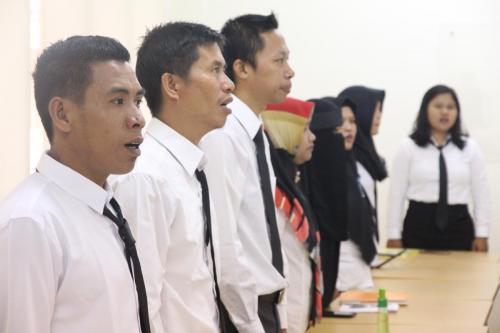 DIKLAT BENDAHARAWAN SMA/SMK/SLB angkt.II 2019